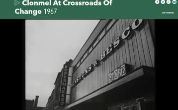 Clonmel in 1967 - Video archive released by RTE