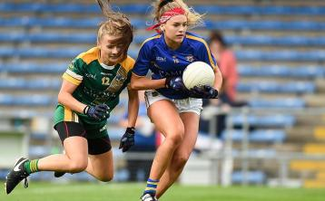 Get to Seán Treacy Park and show your support for the Tipperary ladies football team!