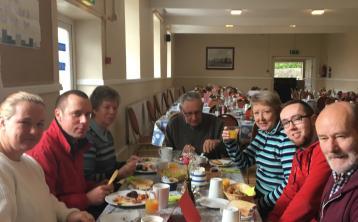 Burncourt's BIG Breakfast!