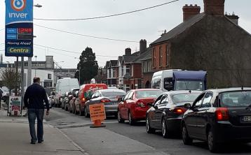 Thurles retailers frustrated by 'lack of communication' over road works