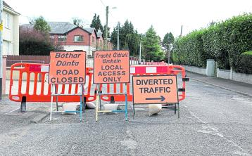Contractor criticised for the condition of Thurles road