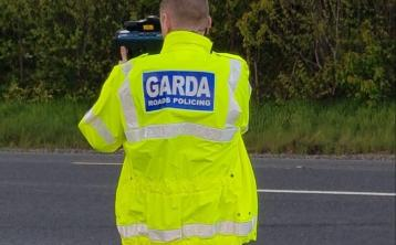 Motorist caught driving at 201km/h in Tipperary during National Slow Down Day