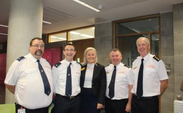 Tipperary Civil Defence and Nenagh Hospital PALS are honoured for volunteerism