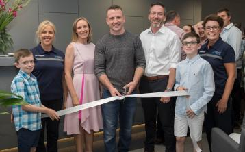 Clonmel's Osborne Chiropractic celebrates 10 years in business with official opening of new practice at Powerstown House