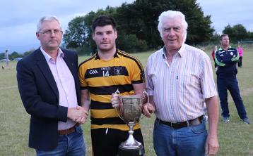 Arravale Rovers claim the West Tipperary O'Donoghue Cup for the second time in three years