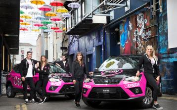SEAT Ireland puts SPIN1038 and SPIN South West in gear for 2018