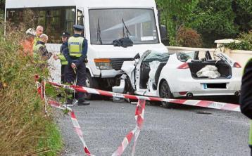 Breaking: seven Newport secondary school students injured in school bus crash