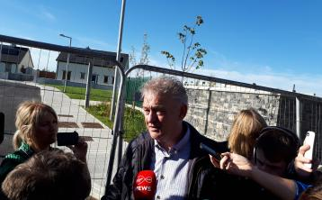 BREAKING: Presidential candidate Peter Casey to 'think carefully about whether to continue in the race'