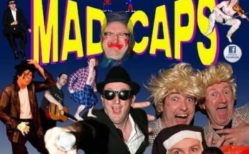 Cappanagarrane Horse Rescue fundraiser with the Madcaps Mime Act