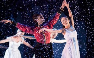 Festive ballet classic The Nutcracker is Source bound