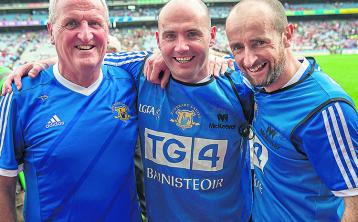 Alan O'Connor - a strength and conditioning coach challenging the gospel of the slog in Tipperary