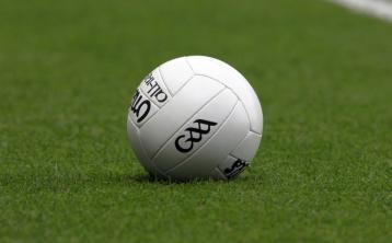 Cahir senior football double header against Commercials