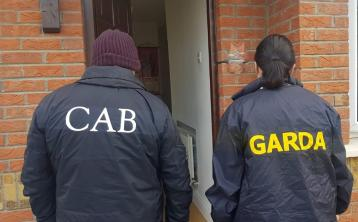 CAB searches in Tipperary as part of investigation into organised crime