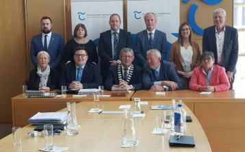 Golden's Cllr Michael Fitzgerald is elected as Cathaoirleach of Tipperary Cashel Cahir municipal district