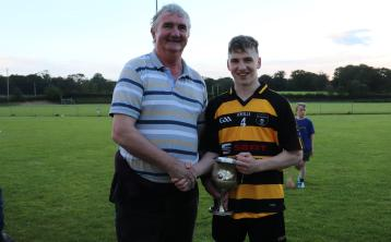 Arravale Rovers claim the West Tipperary minor A football title for the first time in six seasons