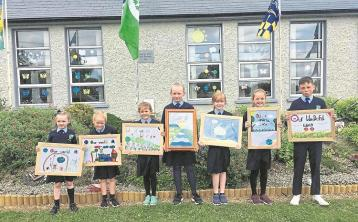 Inch NS Green Flag and Science celebrations