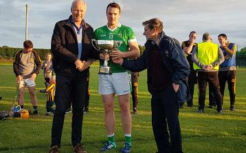 Drom & Inch land the Johnny Ryan Cup following a narrow Tipperary county hurling league final win over Upperchurch