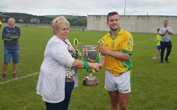 Four Jamie Quigley goals propel Toomevara toward a third successive North Tipperary junior A hurling title
