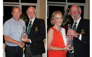 Thurles Golf Club: Terry McKenna's Presidents Prize