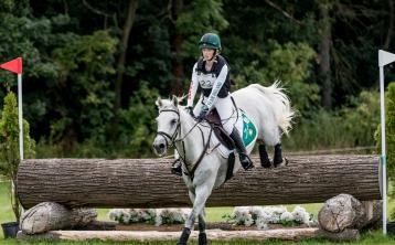Top award for Tipperary eventing champion Olivia Swan