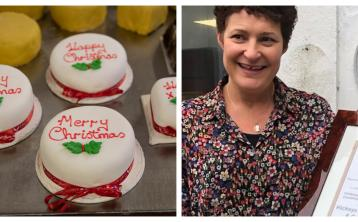 Tipperary bakery's 'delicious' Christmas cake wins top award