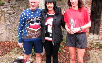 Great turnout for Santa Fun Run in Cahir
