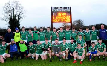 Holycross battle back from eight points down to beat Clonoulty and book their place in the county U21A hurling final