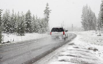Snow warning to motorists using a number of Tipperary roads