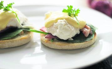 Gingergirl: Celebrate breakfast in style with Eggs Benedict