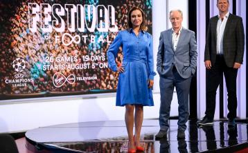 European Festival of Football set to kick-off on Virgin Media with 26 live games in 19 days