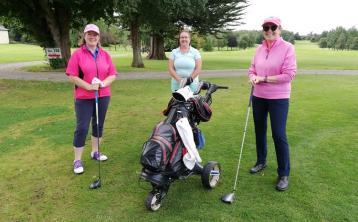 Ballykisteen Ladies Golf Open Weekend
