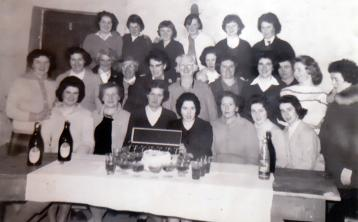 Recalling great ICA moments  with Rathkeevin branch members
