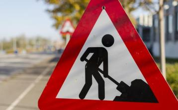Road resurfacing works in Tipperary town centre this week