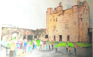 Roscrea Heritage Society stirs creative juices of artists