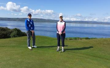 Sunshine greets a return to golf at Dungarvan, West Waterford and Golf Coast
