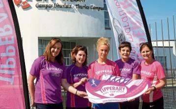 Ladies Football captain Samantha Lambert launches Tipperary Women's Mini Marathon