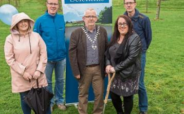 Dry spell delays opening of sensory playground in Clonmel