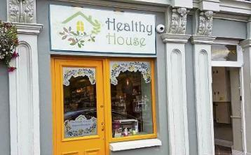 Official opening of Cahir's Healthy House today!