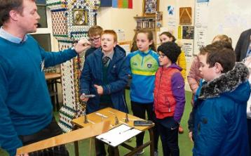 Tipperary school's key role in social fabric of town