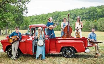 Tipperary gig for top American bluegrass band at Clonmel Folk Club
