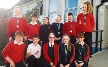 Ballylooby Swimmers