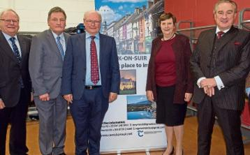 Campaign launched to raise €800,000 for Carrick-on-Suir Heritage Centre and Digital Enterprise Hub projects