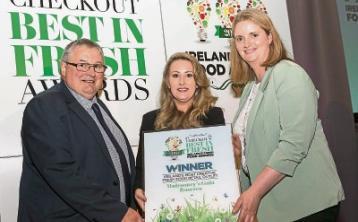 Creative food award for Mulrooney's Gala of Roscrea