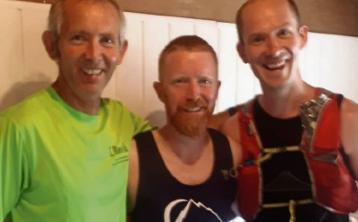 Over Tipperary mountains, hills and dales for intrepid Mooreabbey Milers runners