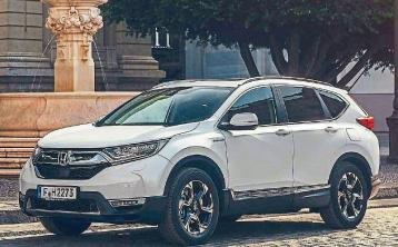 Honda CR-V hybrid is a truly magnificent drive