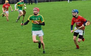 Clonoulty v Cashel West Tipperary Under 21 'A' Hurling Championship