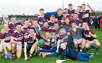 They've come from nowhere but Tipperary champions Borris-Ileigh are up for the challenge