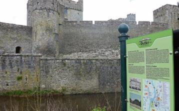 Would you like to have your design written in stone at an iconic Tipperary castle