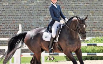 Tipperary dressage sensation Sive Kearney has a busy time ahead