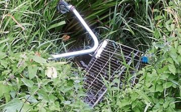 Thurles riverside walk of shame littered with empty beer bottles and trolleys